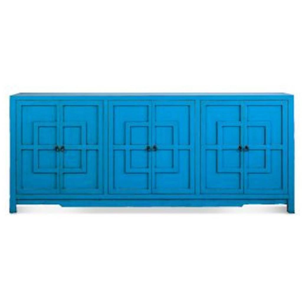 """Key Cabinet - Turquoise 92"""""""