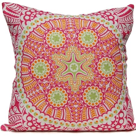 Medallion 3 Pillow