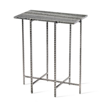 Elyse Rectangular Side Table