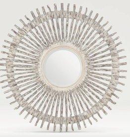 Mahault Whitewashed Mirror