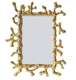 Golden Coral Frame