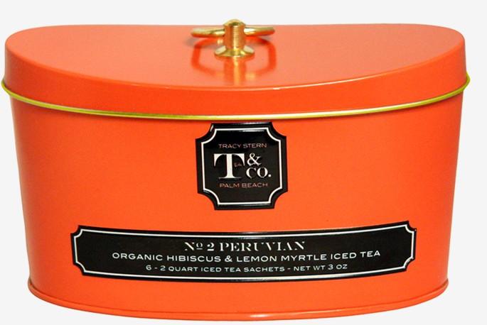 No. 2 Peruvian Ice Tea