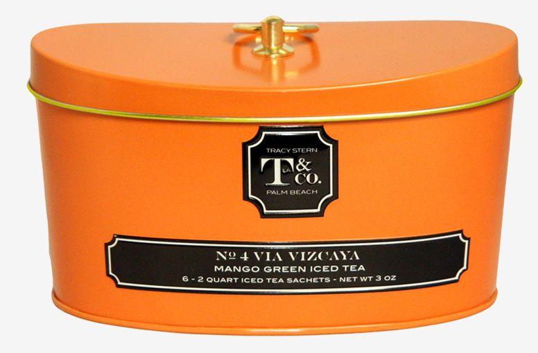 No. 4 Via Vizcaya Ice Tea