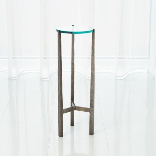 Oculus Table-Natural Iron