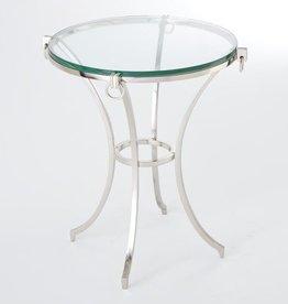 Ring Gueridon Table-Iron