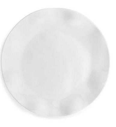 Ruffle Round Salad Plate 8''