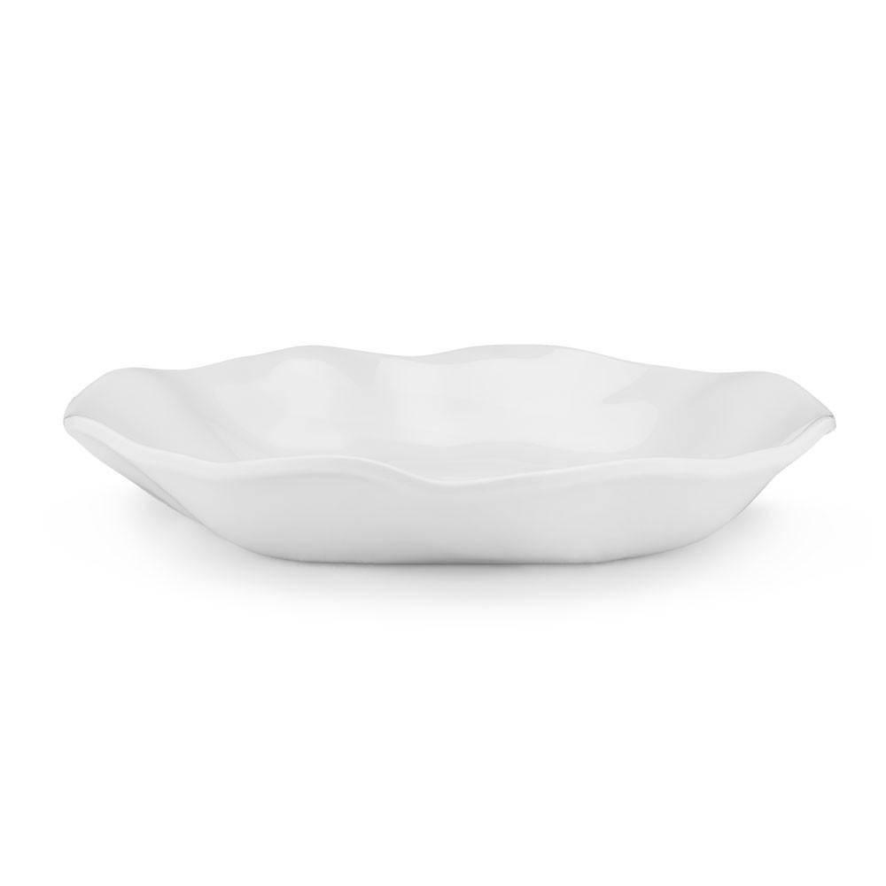 Ruffle Round Dinner Bowl 9.5''