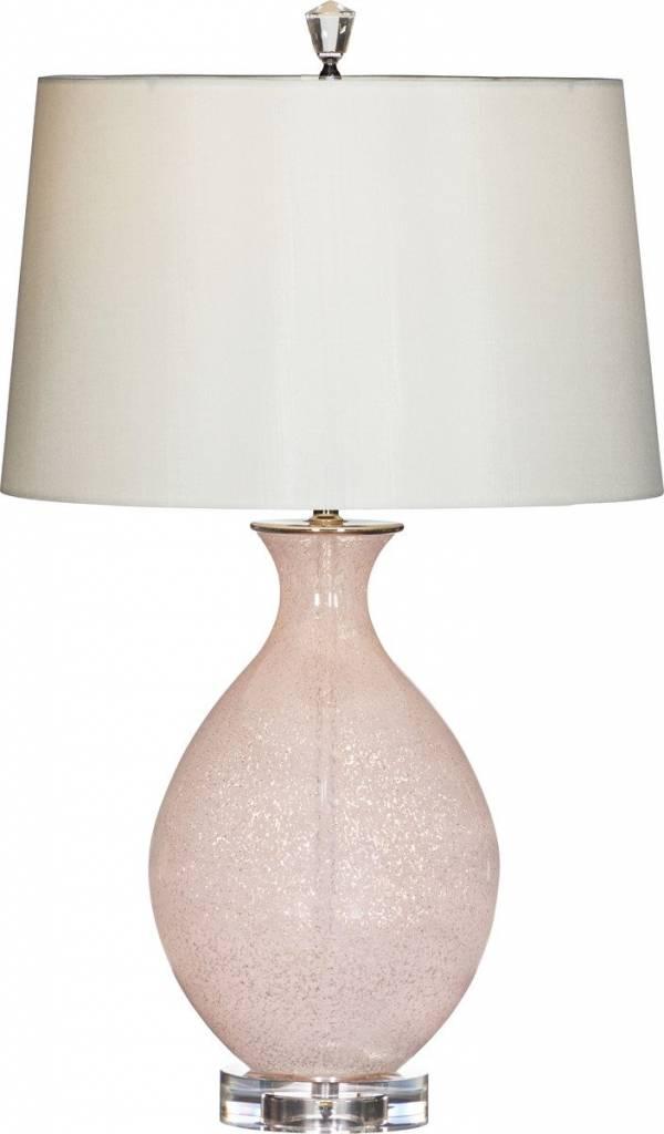 Pink Pallazo Lamp