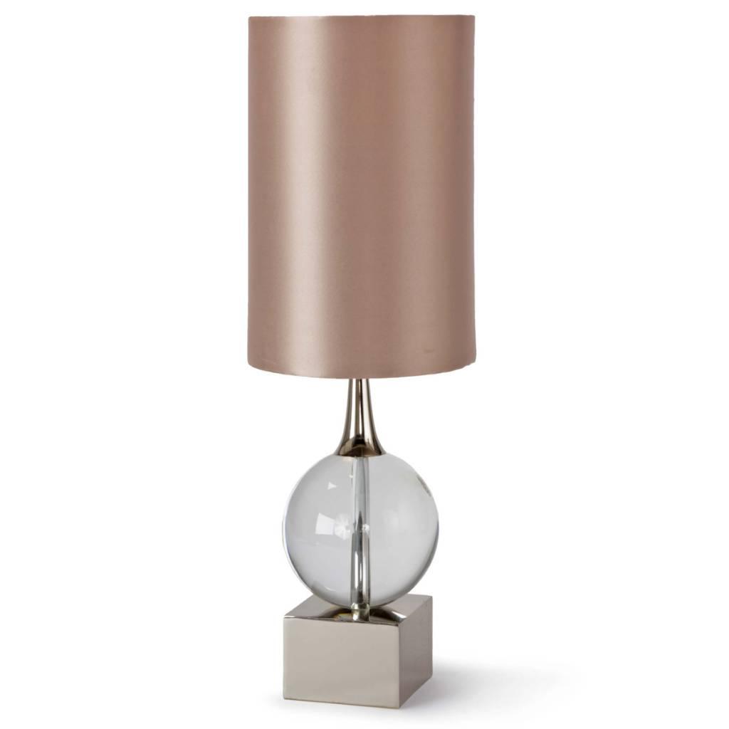 Moon Crystal Table Lamp