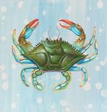 Crab Cutting Board