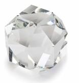 Crystal Octahedron-Large