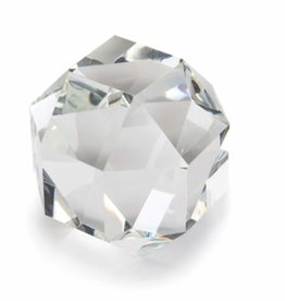 Crystal Octahedron-Small