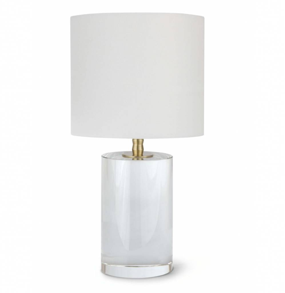 Excentricities Juliet Crystal Table Lamp Small Excentricities Inc