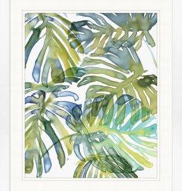 Palm Watercolor 2