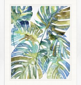 Palm Watercolor 1