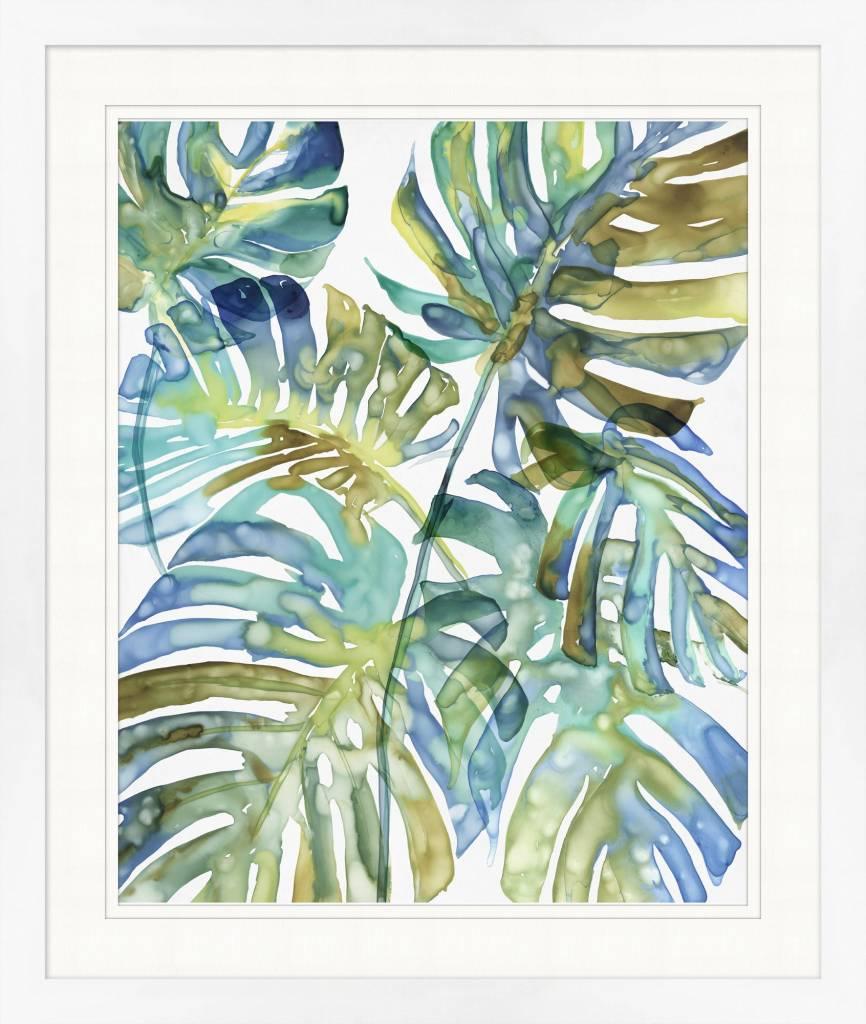 Palm Watercolor 1