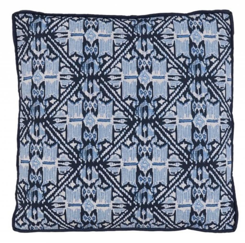 Havana Wedgewood Pillow