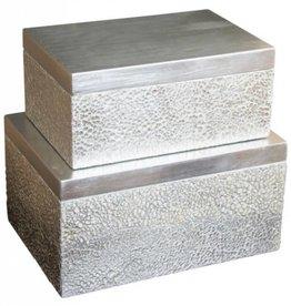 Silver Parker Box-Large