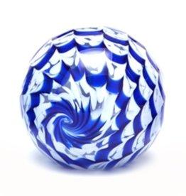 Azul Blue Paperweight-Medium
