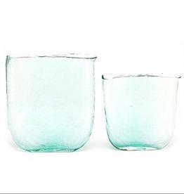 Ellipse Aqua Vase  (Small)