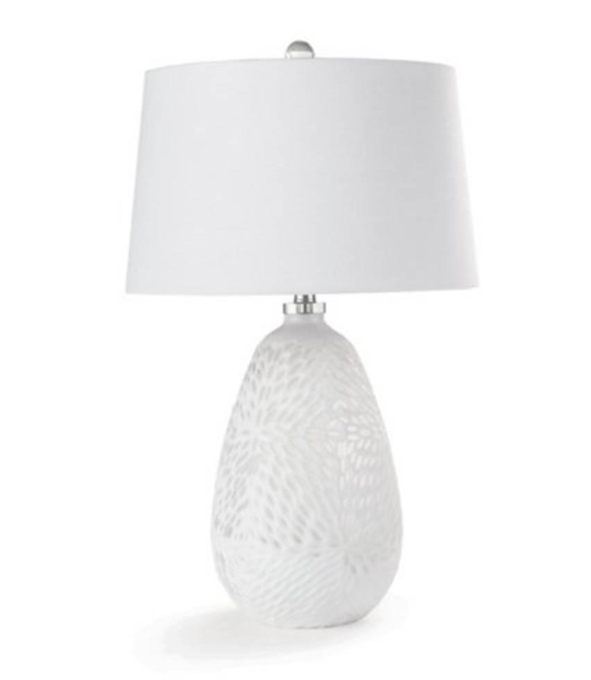 Chrysanthemum Table Lamp