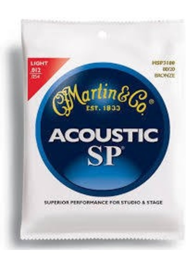 Martin Studio Performance 80/20Light MSP3100