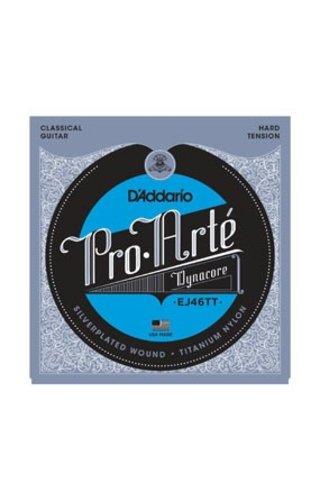 DAddario Fretted D'Addario PRO-ARTE DYNACORE HARD EJ46TT