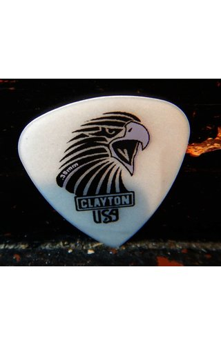 Clayton Clayton Acetal Sharp .38mm Purple