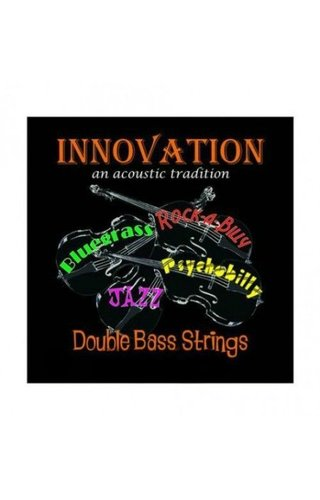 Innovation Golden Slap Upright Bass String Set