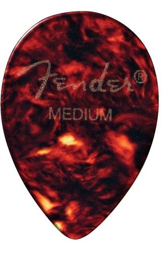 Fender Fender Jazz Med Pick 358 Shell