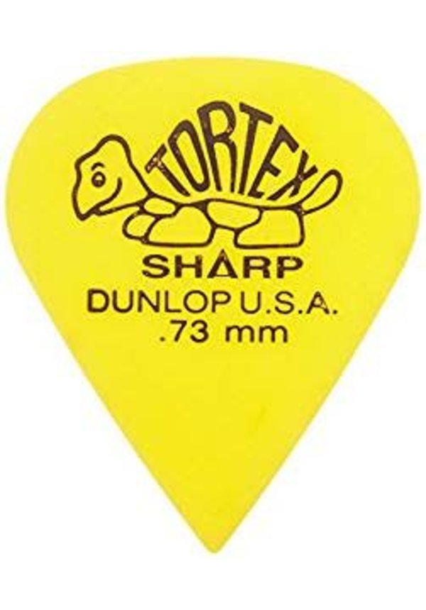 DUN TORT Yellow Sharp  PLYRS PK .73 12/PK