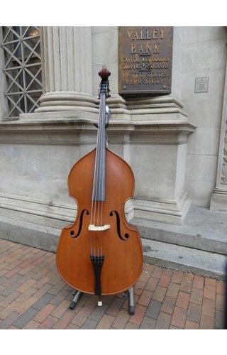 1930's ALCOH Aluminum Bass Serial #118