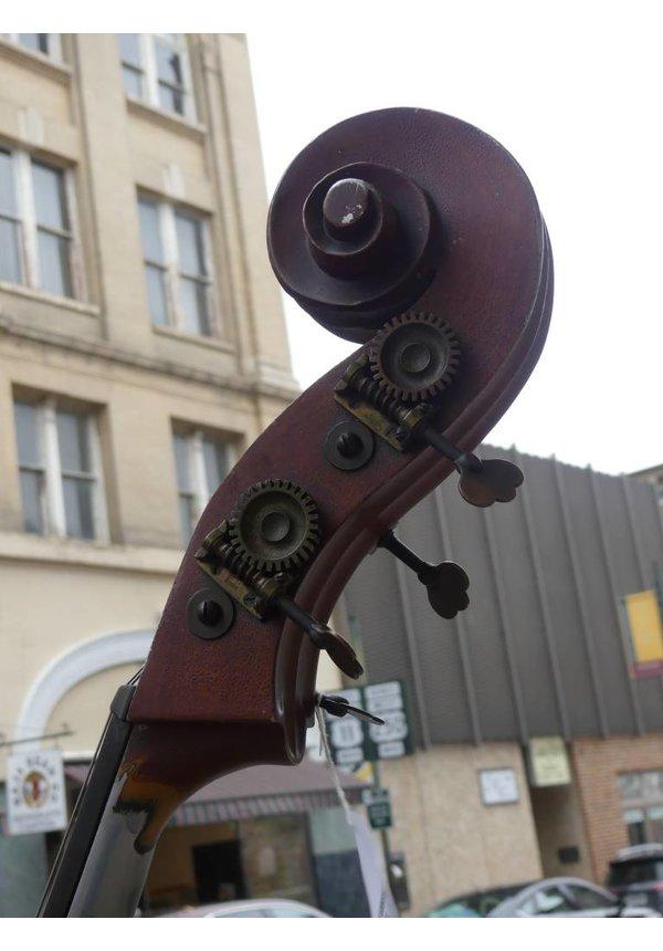 1930's Alcoa Aluminum Bass Serial #118
