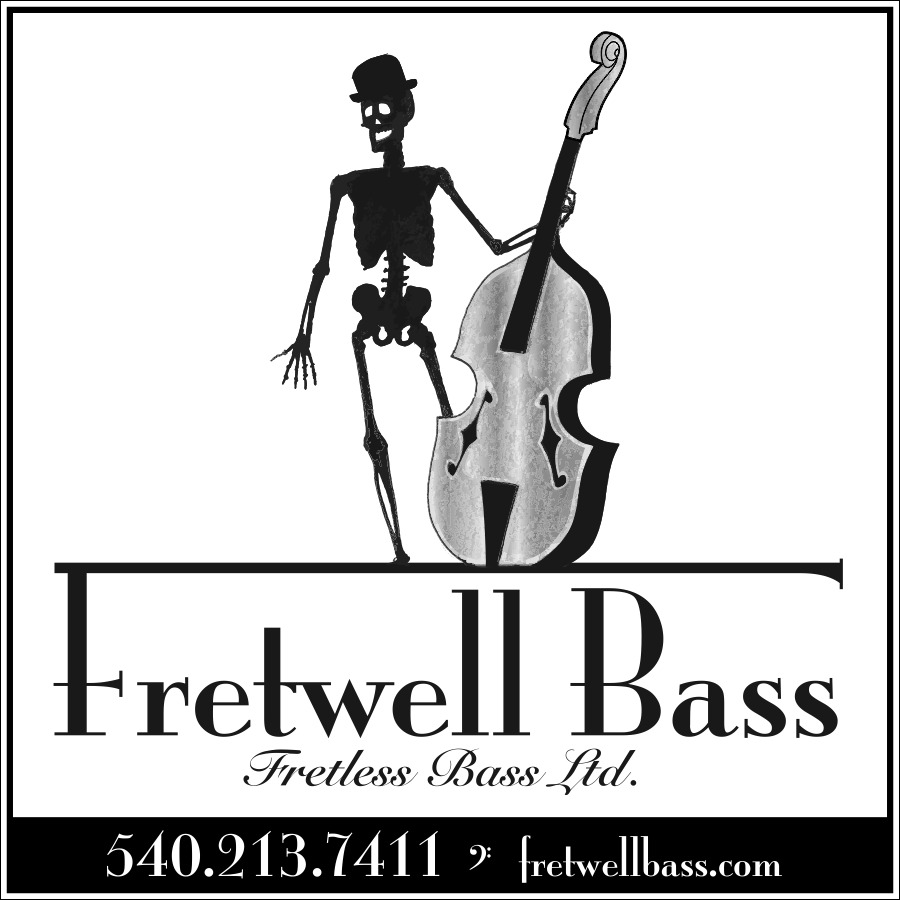 Fretwell Bass - Fretless Bass, LTD