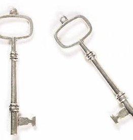 1 PC ASP 69x21mm Key Pendant
