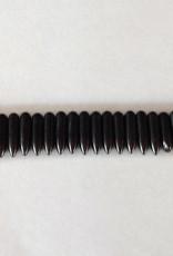 "Magnesite : 20mm Spike 15.5"" Strand"