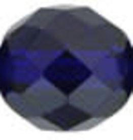 25 PC Firepolish 10mm : Cobalt