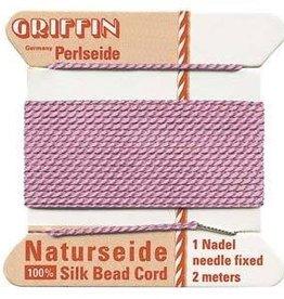 Griffin Silk : Dk Pink #4