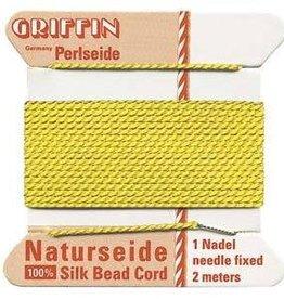 Griffin Silk : Yellow #4