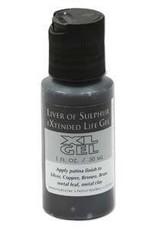 1 OZ XL Liver of Sulfur Gel
