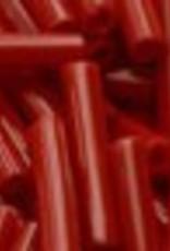 8 GM Toho Bugle #3 9mm : Opaque Red (APX 180)