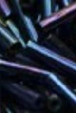 8 GM Toho Bugle #3 9mm : Blue Metallic Iris (APX 180)