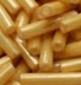 8 GM Toho Bugle #3 9mm : Opaque Luster Butterscotch (APX 180)