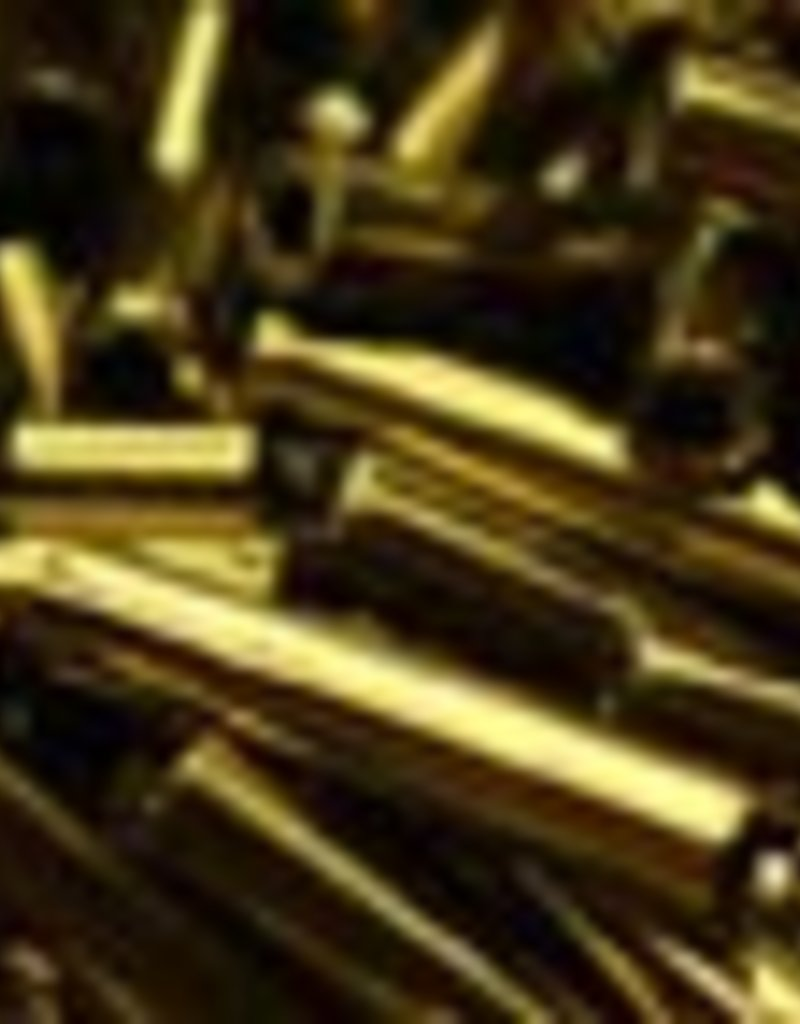 8 GM Toho Bugle #3 9mm : Dark Gold Bronze (APX 180)