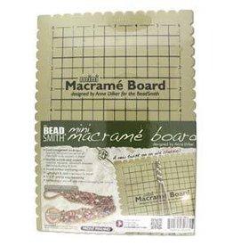 """Beadsmith Macrame Board Mini 7.5""""x10.5"""""""
