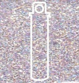 10 GM 2x4mm Peanut : Crystal Rainbow (APX 330 PCS)