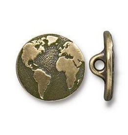 1 PC ABP 17mm Earth Button Loop ID 2.25mm