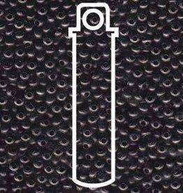 10 GM 8/0 Metal Seed Bead : Gunmetal