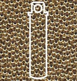 10 GM 11/0 Metal Seed Bead : Yellow Brass