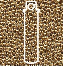 10 GM 11/0 Metal Seed Bead : Gilding